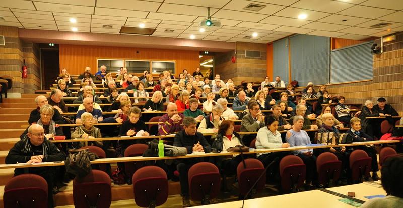 Conférence sur Lyme